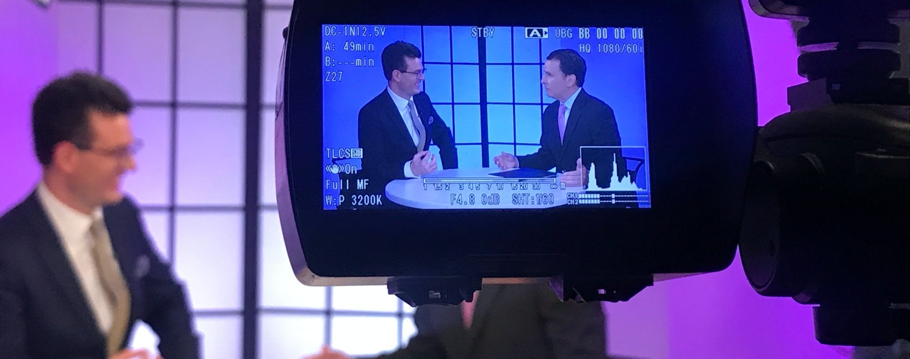 Eric Michrowski C-SUIT TV interview