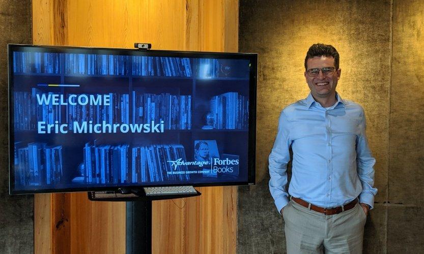 Eric Michrowski_FobesBooks
